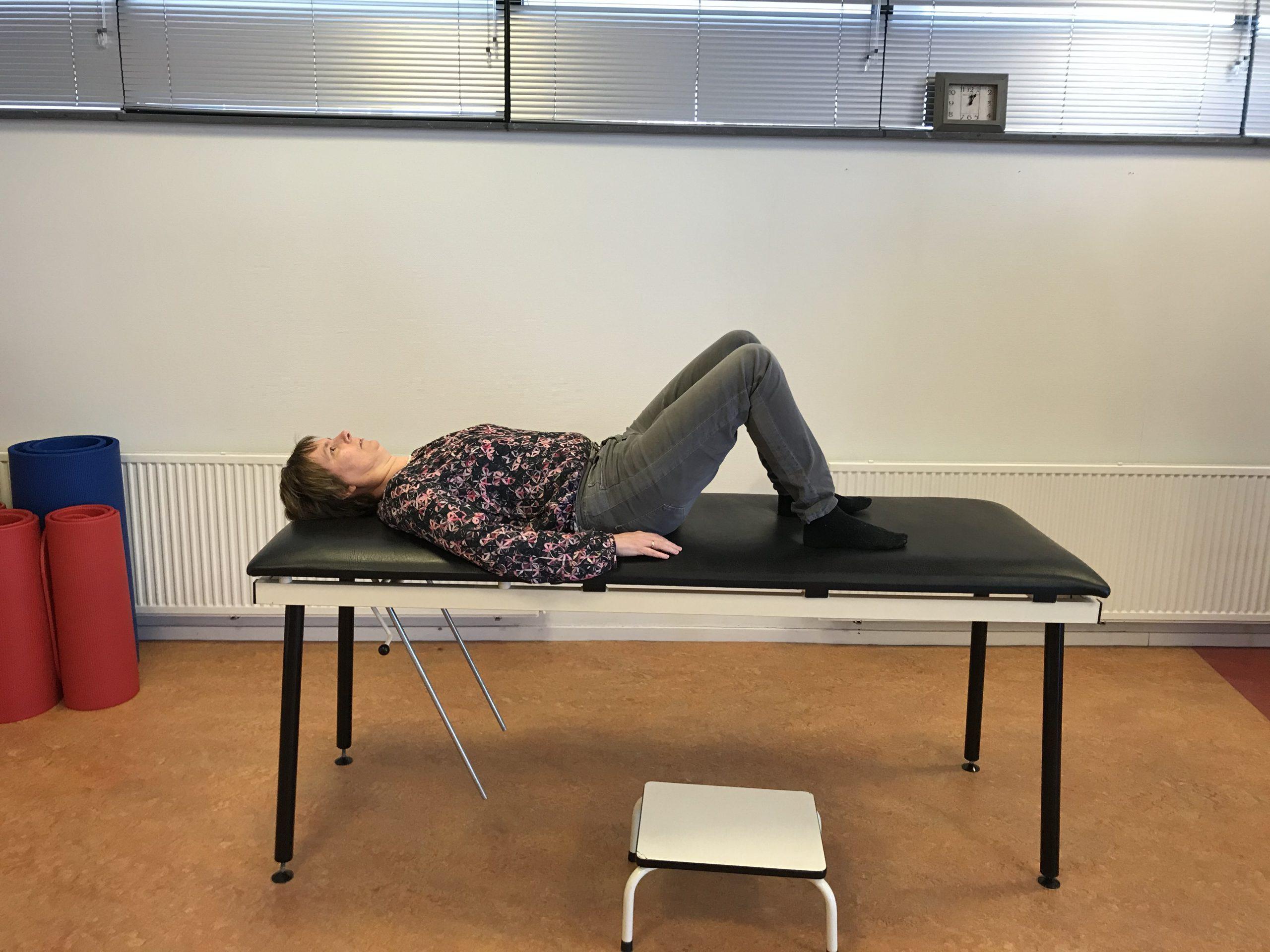 Oefeningen voor de lage rug